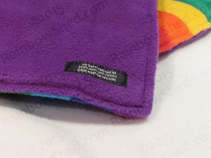 RainbowShed labels!